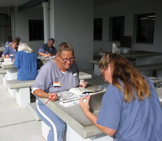 Florida female prison dating